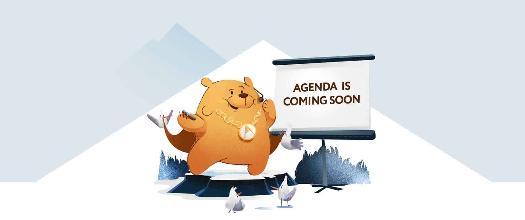 Digital Olympus Agenda